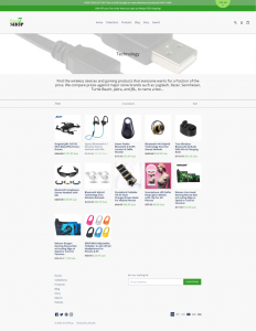 client 6 technology page