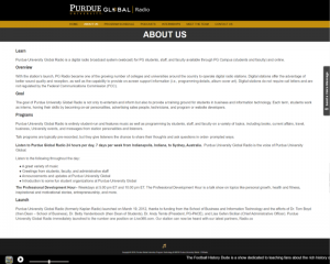 Client 3 About Us Page