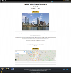 Client 2 Conference Page